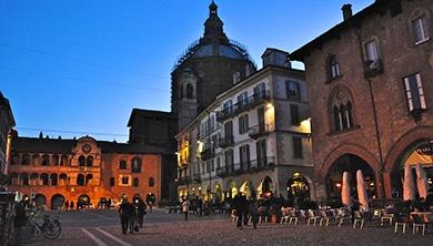 sgomberi Pavia