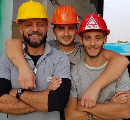 Sgomberi a Milano Staff