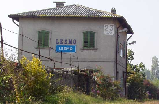 Sgomberi Lesmo