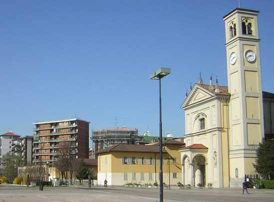 Sgomberi a San Donato Milanese