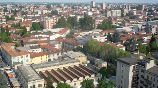 Sgomberi a Seregno