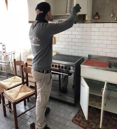Sgomberi Cusago Staff